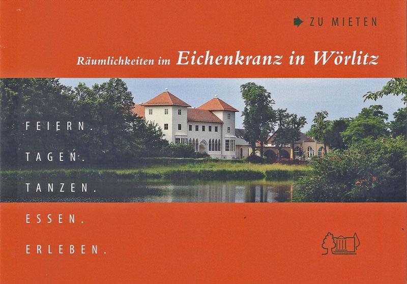 Eichenkranz Wörlitz Veranstaltungen